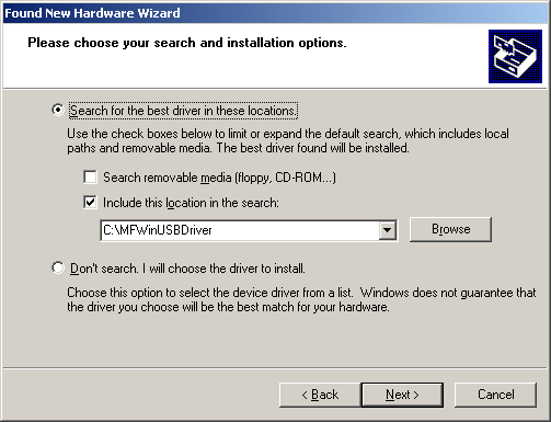 Winusb (winusb. Sys) installation (windows drivers).