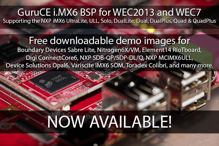 GuruCE | Embedded Technologies Experts